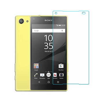 Premium Tempered Glass Screen Protector for Sony Xperia Z5 Compact (Z5 mini)