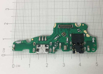 Dock Charging PCB Board for Huawei Mate 10 Lite from www.parts4repair.com