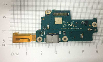 HTC Google Pixel XL usb connector pcb board