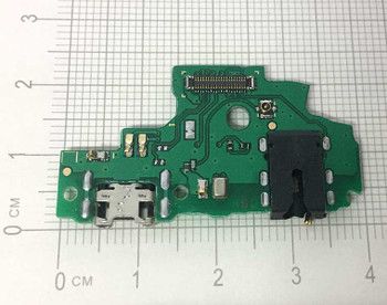 Dock Charging PCB Board for Huawei Honor 9 Lite from www.parts4repair.com