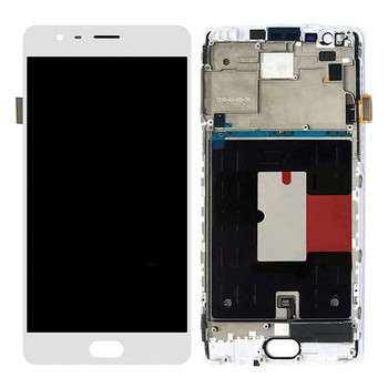 Complete Screen Assembly for Oneplus 3T from www.parts4repair.com