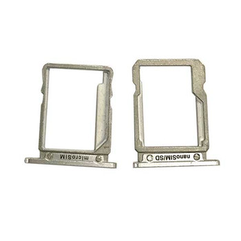 A Pair SIM Trays for ZTE Nubia My Prague NX513J from www.parts4repair.com