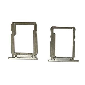 A Pair SIM Trays for ZTE Nubia My Prague NX513J