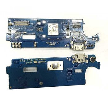 Dock Charging PCB Board for Wiko U Feel Lite from www.parts4repair.com