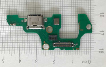 Dock Charging PCB Board for Huawei Nova 2 from www.parts4repair.com