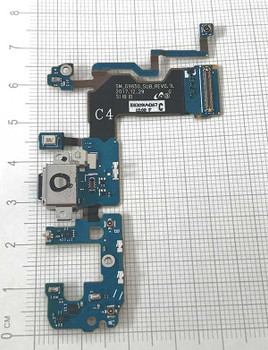 Dock Charging Flex Cable for Samsung Galaxy S9 Plus G9650 from www.parts4repair.com