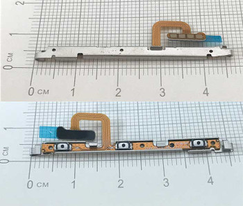 Volume Flex Cable for Samsung Galaxy S9 / S9+ Series from www.parts4repair.com