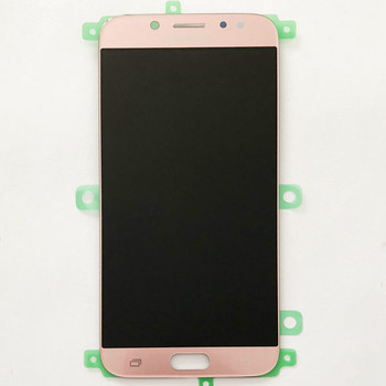 Complete Screen Assembly for Samsung Galaxy J7 (2017) Pink from www.parts4repair.com