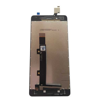complete screen assembly for BQ Aquaris X5 Plus
