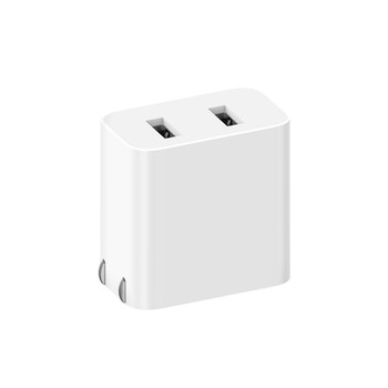 Xiaomi 5V 3.6A Dual USB Charger Adapter US Plug