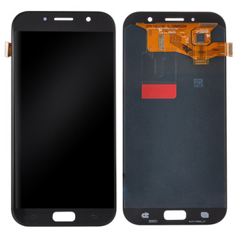 LCD Screen Digitizer Assembly for Samsung Galaxy A7 2017 A720 -Black