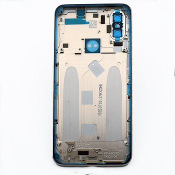 Back Housing Cover with Side Keys for Xiaomi Mi A2 (Mi 6X) -Gold