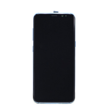 Complete Screen Assembly with bezel for Samsung Galaxy S8 G950 from www.parts4repair.com