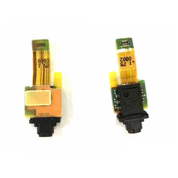 Earphone Jack Flex Cable for Sony Xperia XZ1 from www.parts4repair.com