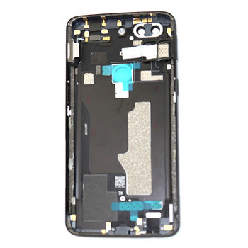 Back Housing + Side Keys + Camera Lens for Oneplus 5T
