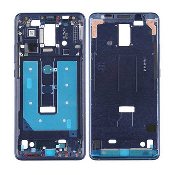 Huawei Mate 10 Pro Front Housing LCD Plate Frame -Blue
