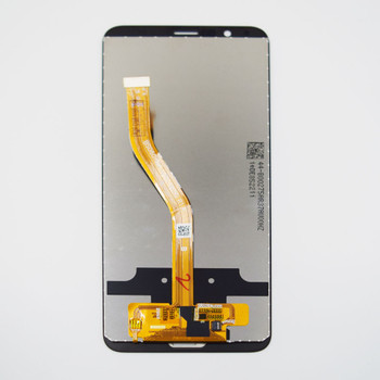 Huawei Honor V10 Screen Replacement Black  | Parts4Repair.com