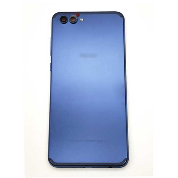 Huawei Honor View 10 Back Housing with Side Keys  Blue