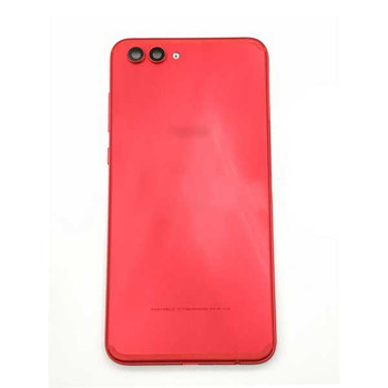 Huawei Honor View 10 Back Housing with Side Keys Red