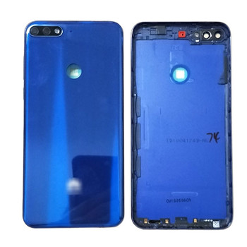 Huawei Honor 7C Back Housing Cover with Side Keys from www.parts4repair.com
