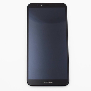 Huawei Y6 2018 LCD Screen and Digitizer Assembly with Frame