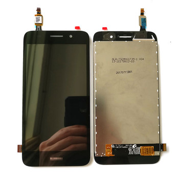 Huawei Y3 2018 LCD Screen and Digitizer Assembly Black
