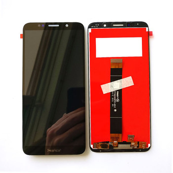 Huawei Y5 Prime 2018 LCD Screen and Digitizer Assembly Black
