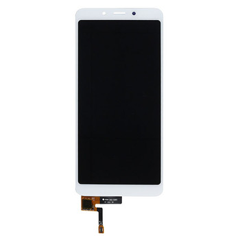 Xiaomi Redmi 6A LCD Screen and Digitizer Assembly White
