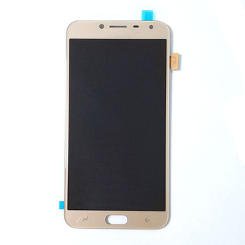 Samsung Galaxy J4 LCD Screen and Digitizer Assembly Gold
