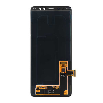 Samsung Galaxy A8 Plus 2018 Display Assembly Black