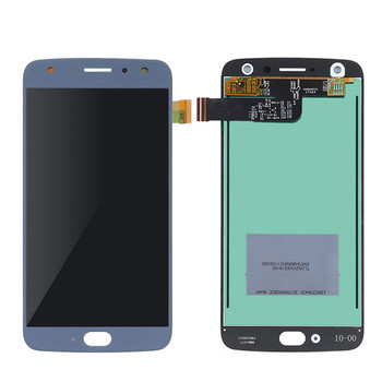 Motorola Moto X4 XT1900 LCD Screen and Digitizer Assembly Blue