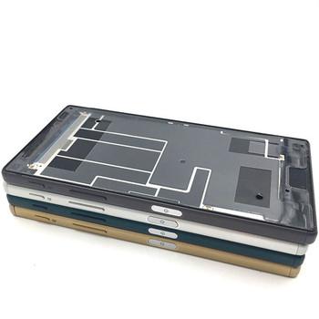 Sony Xperia Z5 Dual Middle Housing White