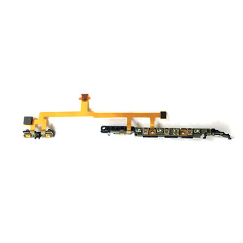 Sony Xperia XZ2 Side Key Flex Cable from www.parts4repair.com