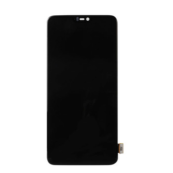 Oneplus 6 LCD Screen and Digitizer Assembly from www.parts4repair.com