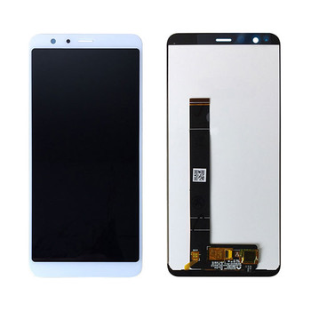 LCD Screen and Digitzer Assembly for Asus Zenfone Max Plus ZB570TL White