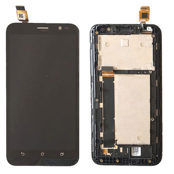 Complete Screen Assembly with bezel for Asus Zenfone Go ZB551KL from www.parts4repair.com