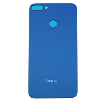 Generic Back Glass with Adhesive for Huawei Honor 9N Sapphire Blue