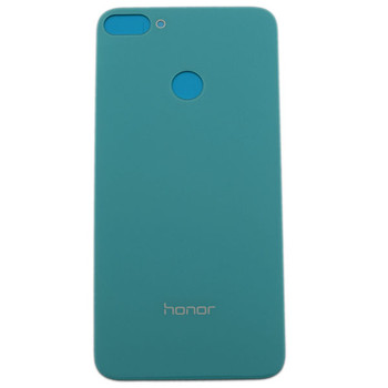 Generic Back Glass with Adhesive for Huawei Honor 9N Blue