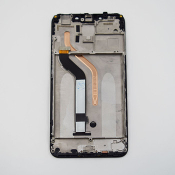 Xiaomi Pocophone F1 LCD Screen and Digitizer Assembly with Frame Black | Parts4Repair.com