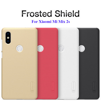 Frosted Shield Hard Back Case for Xiaomi Mi Mix 2S