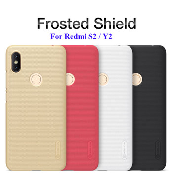 Frosted Shield Hard Back Case for Xiaomi Redmi S2