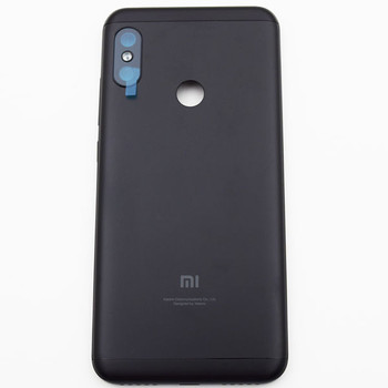 Xiaomi Redmi A2 Lite Back Housing Cover with Side Keys Black