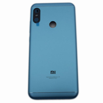 Redmi A2 Lite Back Housing Cover Blue