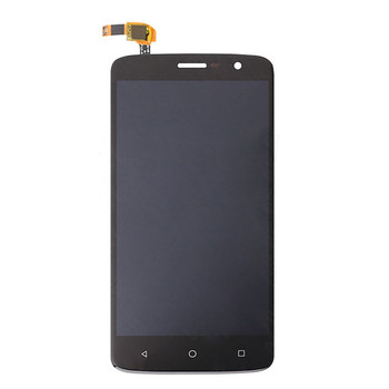 ZTE Z971 LCD Screen and Digitizer Assembly Black