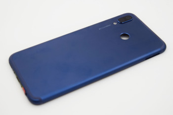 Huawei Honor Play Back Housing with Side Keys Blue | Parts4Repair.com