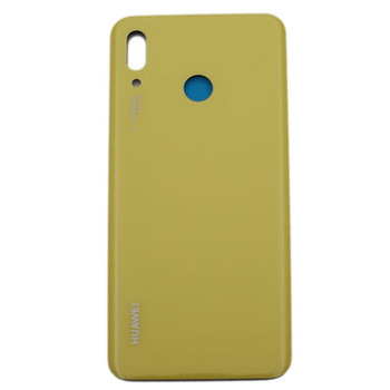 OEM Back Glass with Adhesive for Huawei Nova 3 Primrose gold