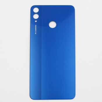 Huawei Honor 8X Back Glass Cover Blue