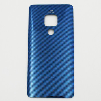 Generic Rear Housing Cover for Huawei Mate 20 Blue | Parts4Repair.com