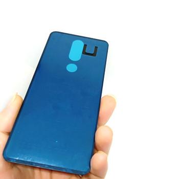 Nokia 6.1 Plus Battery Door Black