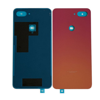 Xiaomi Mi 8 Lite Back Glass Cover with Adhesive